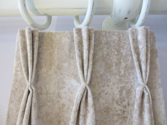 made to measure curtains bespoke curtains pencil pleat
