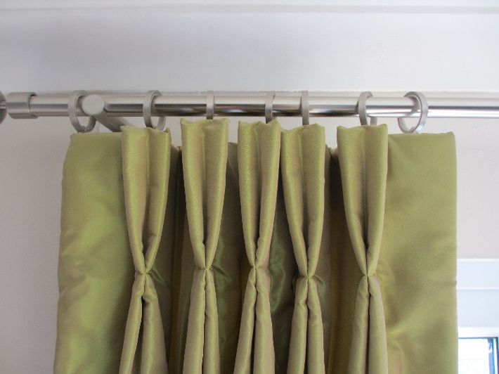drape pinch back thermal pleat residence curtains monique homely pair stylemaster intended for curtain decor in your drapes coral foam