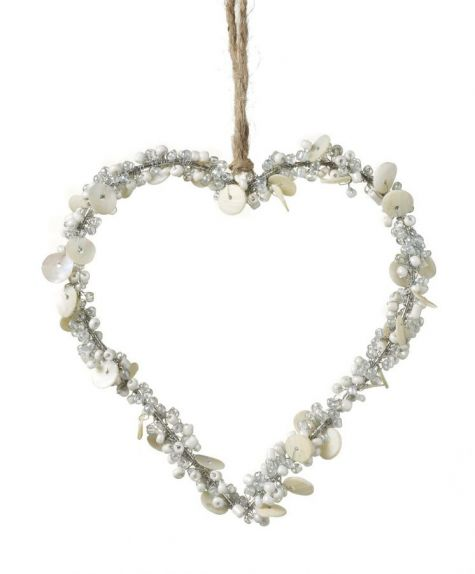 Button Bead Heart