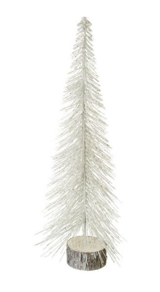 White Sparkle Tree