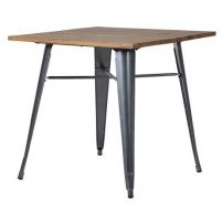 Elm Top Square Table
