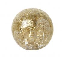 Gold Speck Paperweight
